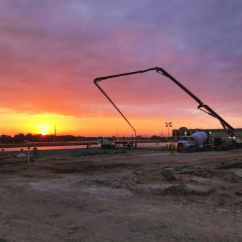 Photo by Rogers-O'Brien Construction in Pflugerville, Texas. May be an image of sky.