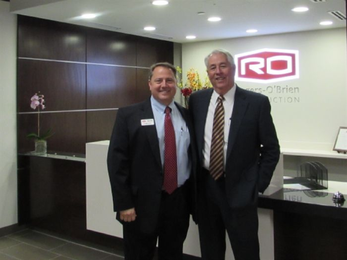 Rogers-O'Brien, a pioneer in the design-build method of construction, leverages  their in-house engineers and architects and forms a successful partnership with  Stran-Steel Corporation.