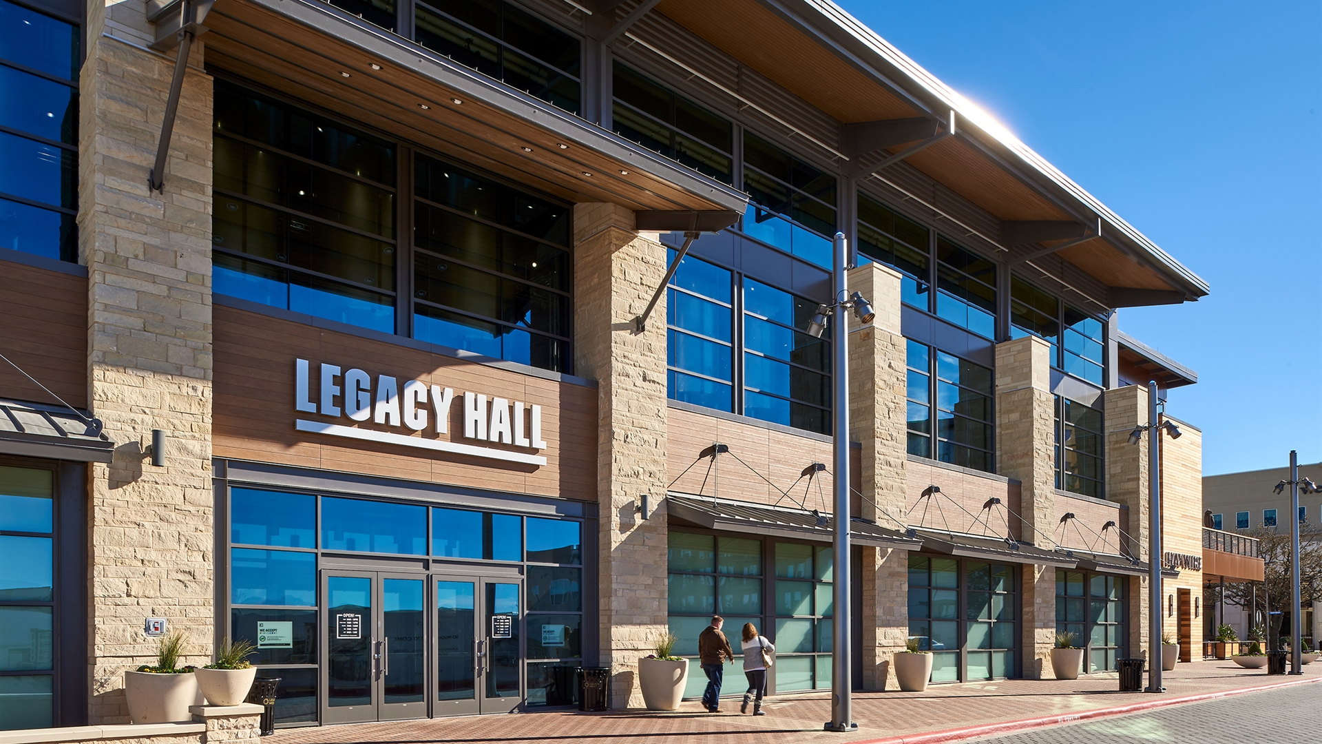 Legacy Hall (at Legacy West)